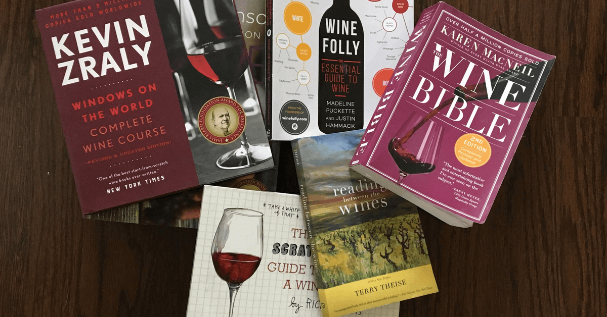 best wine books for beginners find the perfect book to get started rh roadtowineexpert com best wine guide book for beginners Get Paid to Drink Wine