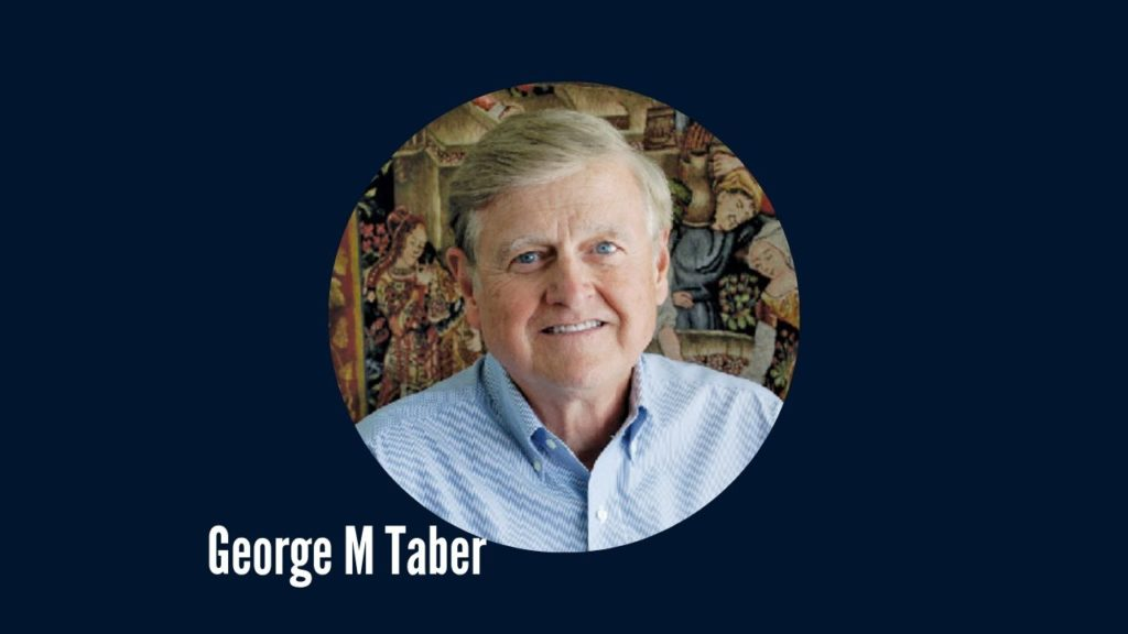Picture of George Taber